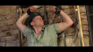 Steamy Muscled Military Men Bdsm Bang – Section Two