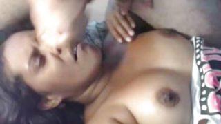 Honduran Prostitute Facial Cumshot