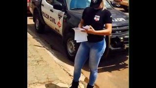 Vid Proibido De Una Policia