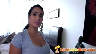 Brazilian-fuck-fest With Blinding Puerto Rican Maid